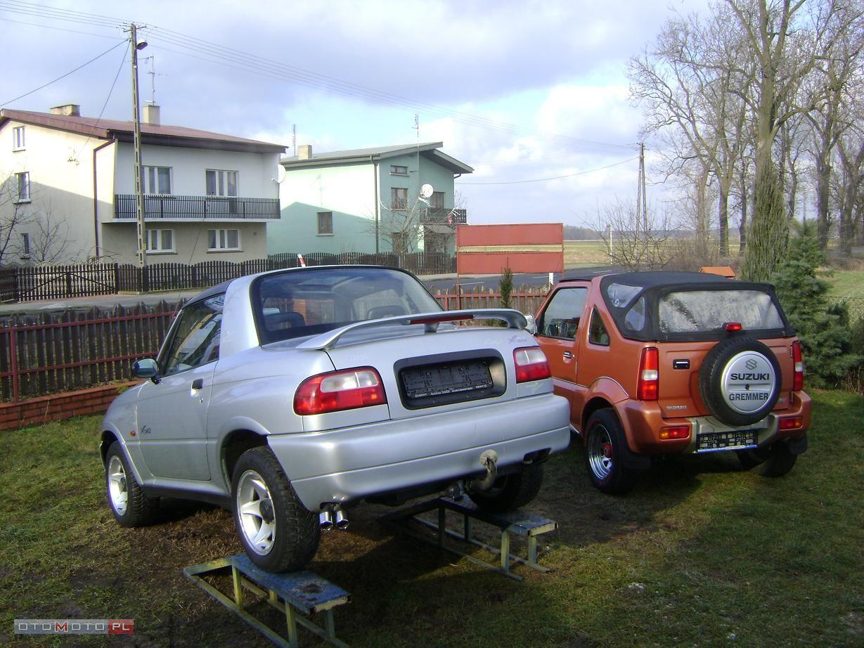 Suzuki x 90 1996 1999 uywane prezentacja opis for Miroir 90 x 90